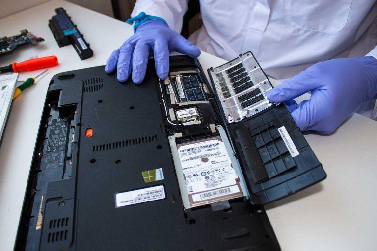 Reparación de Mac & PC